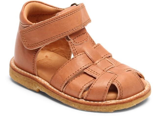 bisgaard Birke Sandals Barn tan